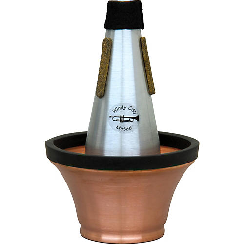 Windy City Mutes Copper Bottom Trumpet Cup Mute-thumbnail