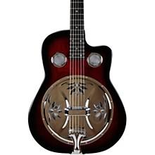 Beard Guitars Copper Mountain Roundneck Left-Handed Resonator Guitar