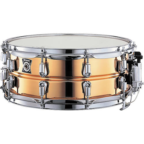 Yamaha copper nouveau snare musician 39 s friend for Yamaha stage custom steel snare drum 14x6 5