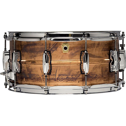 Ludwig Copper Phonic Snare Drum