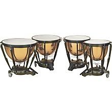 Majestic Copper Symphonic Timpani 23 in. Polished