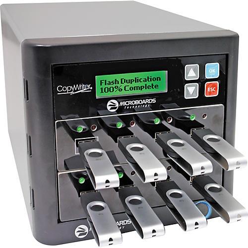 Microboards CopyWriter 1-to-7 USB Flash Duplicator