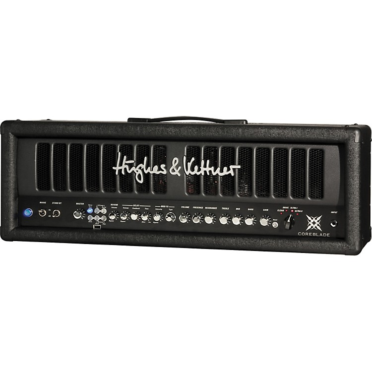 Hughes & KettnerCoreblade 100W Tube Guitar Amp HeadBlack