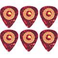 Clayton Cork Grip Standard Guitar Pick 6 Pack .38MM