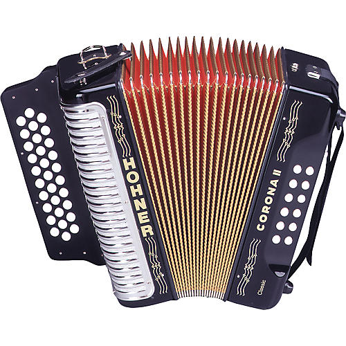 Hohner Corona II Classic ADG Accordion