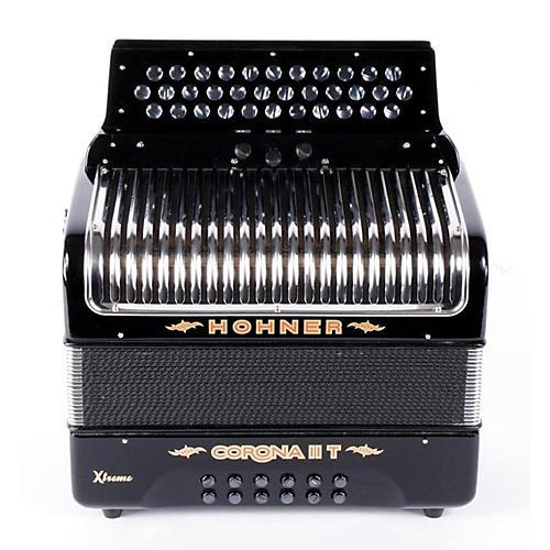 Hohner Corona II T Xtreme FBbEb Accordion-thumbnail