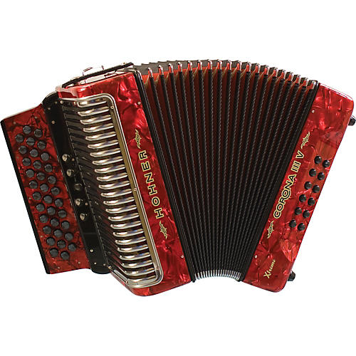 Hohner Corona IIIV Xtreme ADG Accordion
