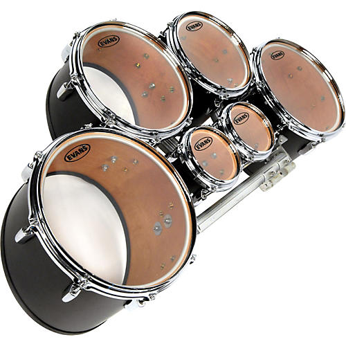 Evans Corps Clear Tenor Drumhead 12 in.