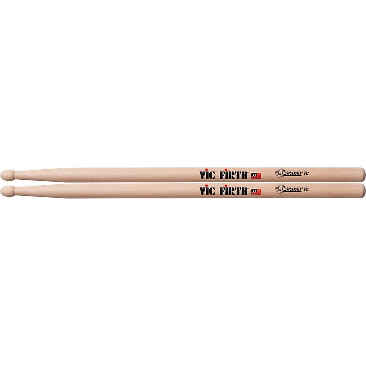Vic Firth Corpsmaster Snare Sticks Wood 17 Inches