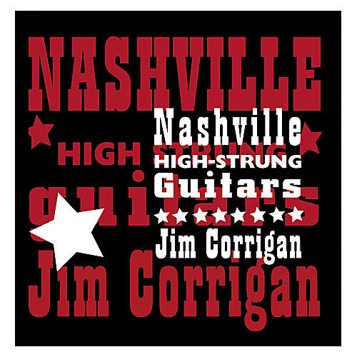 Tascam Corrigan: Nashville Hi-Strung Giga CD-thumbnail