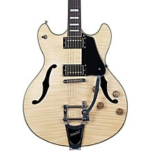 Schecter Guitar Research Corsair Custom Semi-Hollowbody Electric Guitar with Bigsby