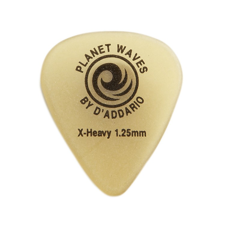 Planet Waves Cortex Guitar Picks Extra Heavy 10 Pack