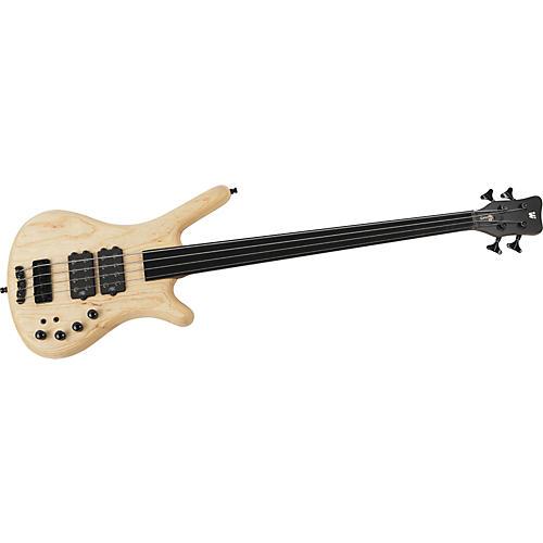 Warwick Corvette $$ Double Buck 4-String Bass Fretless