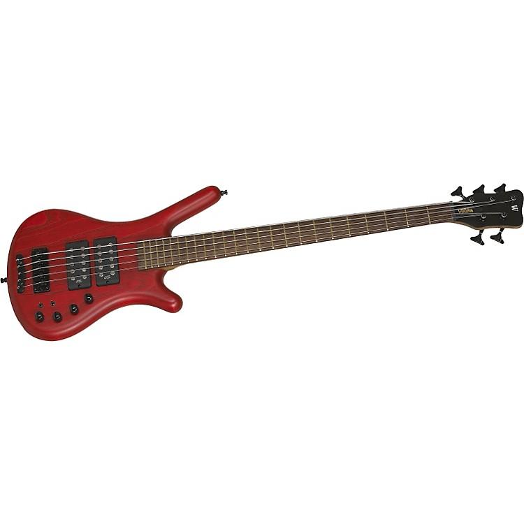 WarwickCorvette $$ Double Buck 5-String Bass Guitar