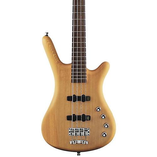 Warwick Corvette Rockbass Basic Active Electric Bass Guitar Natural