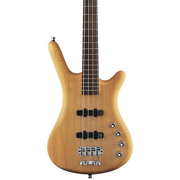 Warwick Corvette Rockbass Basic Active Electric Bass Guitar Natural
