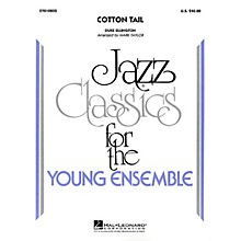 Hal Leonard Cotton Tail Jazz Band Level 3 Arranged by Mark Taylor