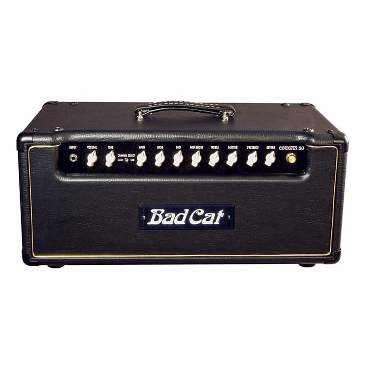 Bad CatCougar 50H 50W Class AB Tube Guitar Amp Head