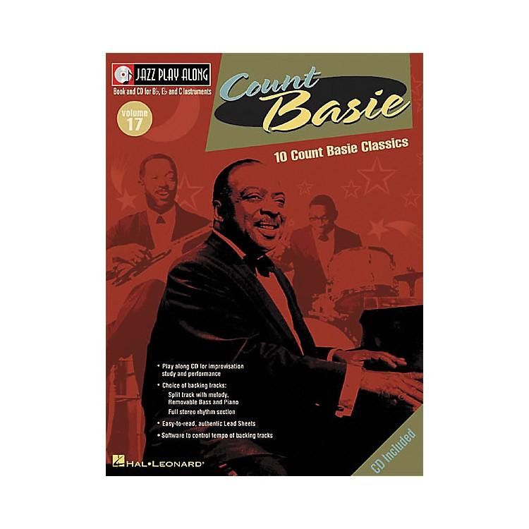 Hal LeonardCount Basie - Jazz Play Along, Volume 17 (Book/CD)