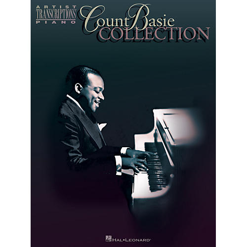 Hal Leonard Count Basie Collection Artist Transcriptions Series Performed by Count Basie-thumbnail