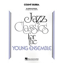 Hal Leonard Count Bubba Jazz Band Level 3 Arranged by Paul Murtha
