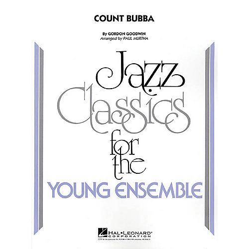 Hal Leonard Count Bubba Jazz Band Level 3 Arranged by Paul Murtha-thumbnail