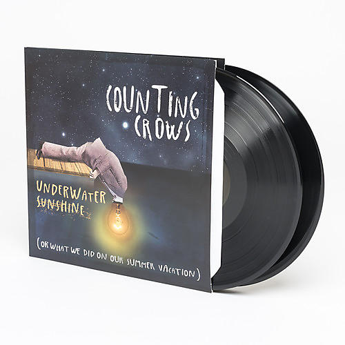 Alliance Counting Crows - Underwater Sunshine [or what we did on our summer vacation]