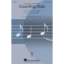 Hal Leonard Counting Stars ShowTrax CD by OneRepublic Arranged by Mark Brymer