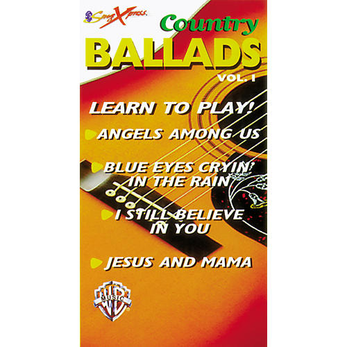 SongXpress Country Ballads Volume 1 Video-thumbnail