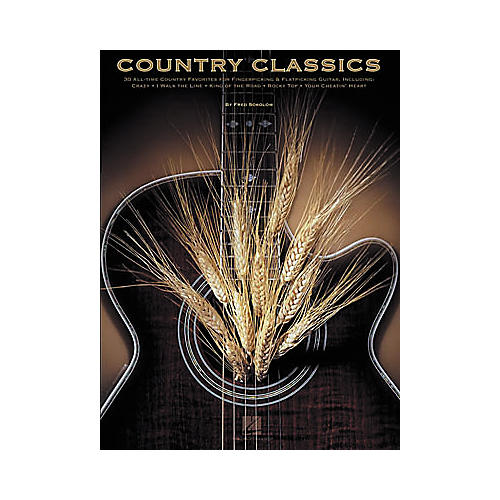 Hal Leonard Country Classics Book