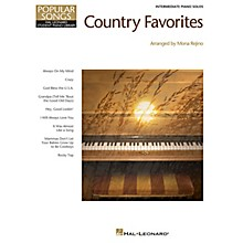 Hal Leonard Country Favorites - Hal Leonard Student Piano Library Popular Songs Series for Intermediate Level Piano