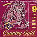 Rotosound Country Gold Super Light Phosphor Bronze Acoustic Guitar Strings-thumbnail