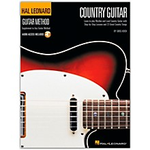 Hal Leonard Country Guitar Method (Book/Online Audio)