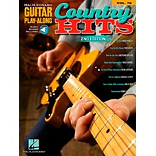 Hal Leonard Country Hits - Guitar Play-Along, Volume 76 (Book/CD)