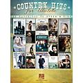 Hal Leonard Country Hits for Ukulele (24 Favorites to Strum & Sing) Ukulele Series Softcover Performed by Various-thumbnail