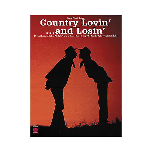 Cherry Lane Country Lovin' ...and Losin' Piano, Vocal, Guitar Songbook-thumbnail