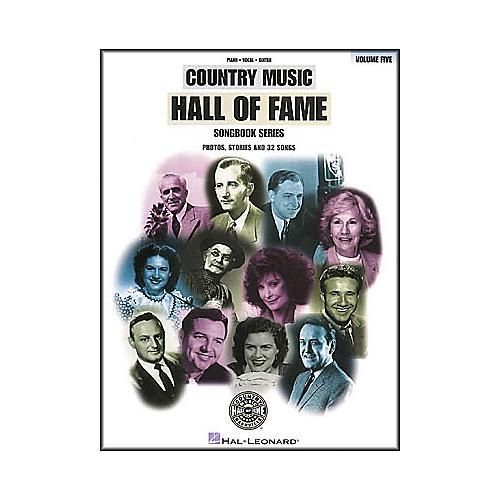 Hal Leonard Country Music Hall of Fame Volume 5