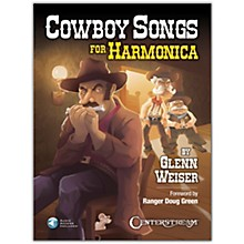 Centerstream Publishing Cowboy Songs for Harmonica Book/Audio Online