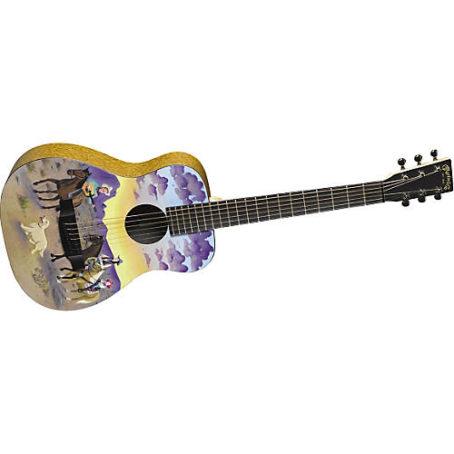 Martin Cowboy V Limited Edition Acoustic Guitar