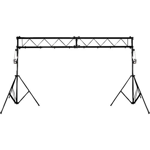American DJ Crank II Mobile Trussing System for Stage Lights