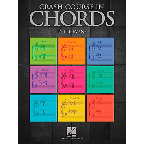 Hal Leonard Crash Course In Chords-thumbnail