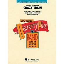 Hal Leonard Crazy Train - Discovery Plus Concert Band Level 2