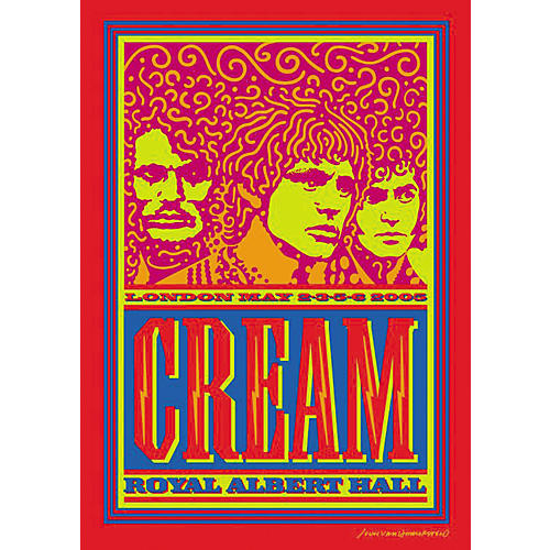 Alfred Cream - Royal Albert Hall 2005 2-DVD Set