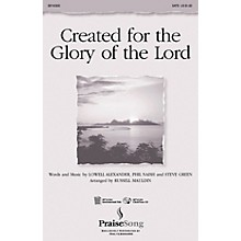 PraiseSong Created for the Glory of the Lord (Instrumental Pak) IPAKO Arranged by Russell Mauldin