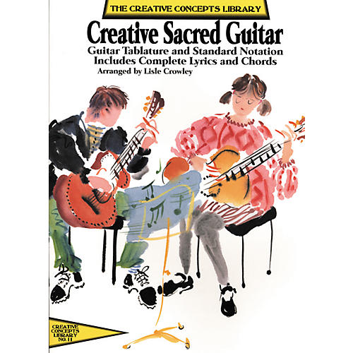 Creative Concepts Creative Sacred Guitar Book-thumbnail