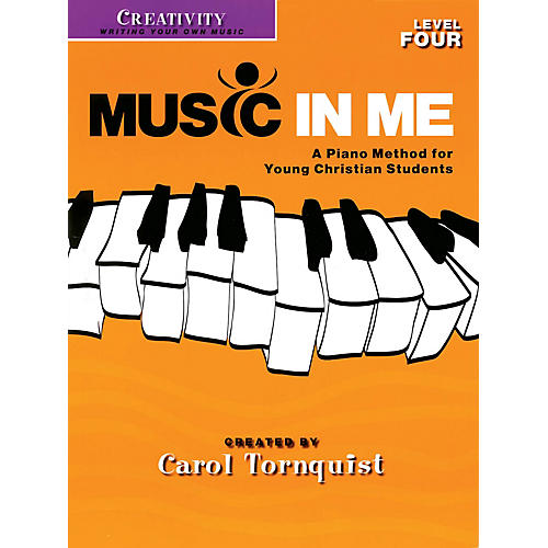 Word Music Creativity - Level 4 Sacred Folio Series Softcover Written by Carol Tornquist-thumbnail
