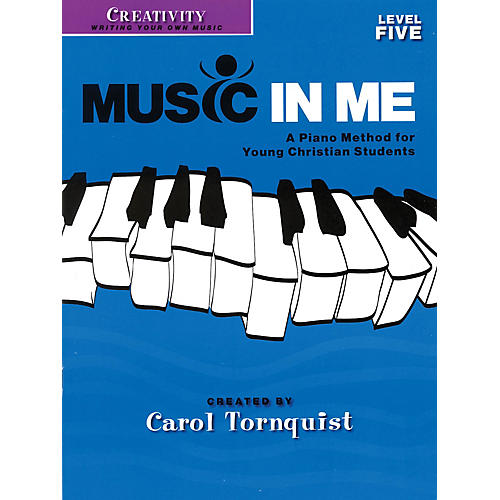 Word Music Creativity - Level 5 Sacred Folio Series Softcover Written by Carol Tornquist-thumbnail