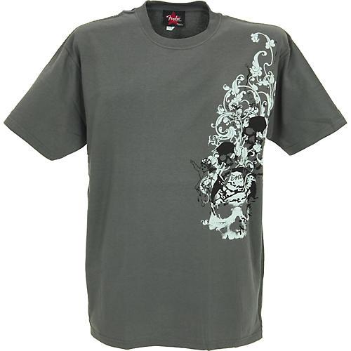 Fender Creeping Skulls T-Shirt