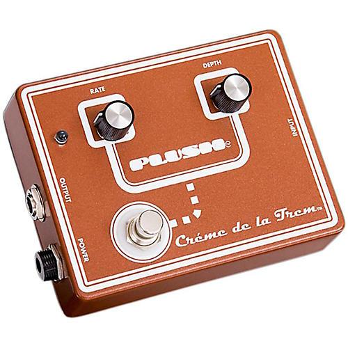 Plush Crème De La Trem Tremolo Guitar Effects Pedal