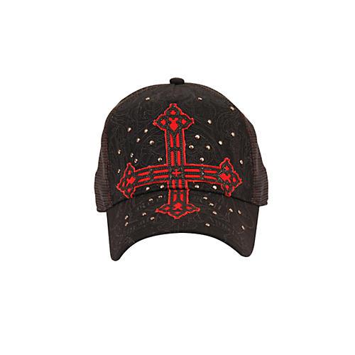 Fender Cross Applique Trucker Hat